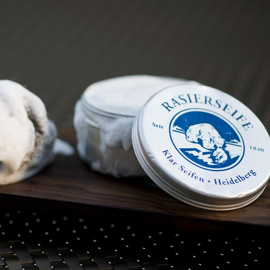 10-Klar-shaving soap