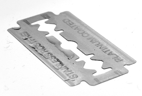 Double Edge Safety Blades Fendrihan The Blog