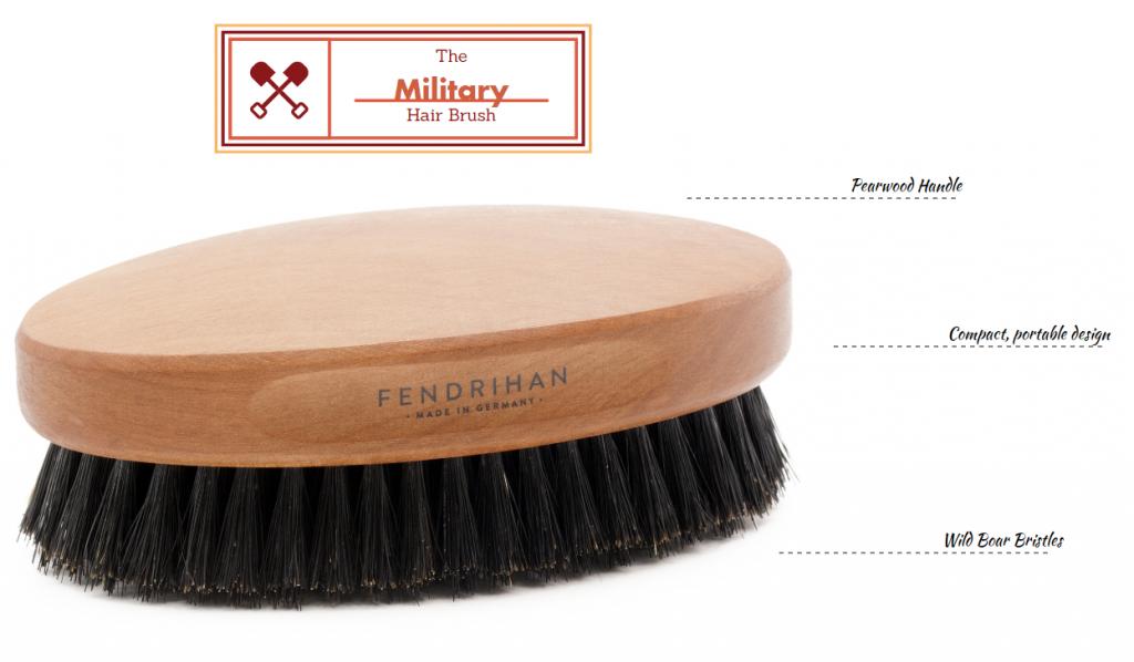 Hair Brush For Men Military Style Hair Brushes For Men