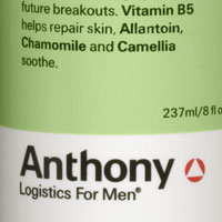 Anthony Logistics for Men in the Press