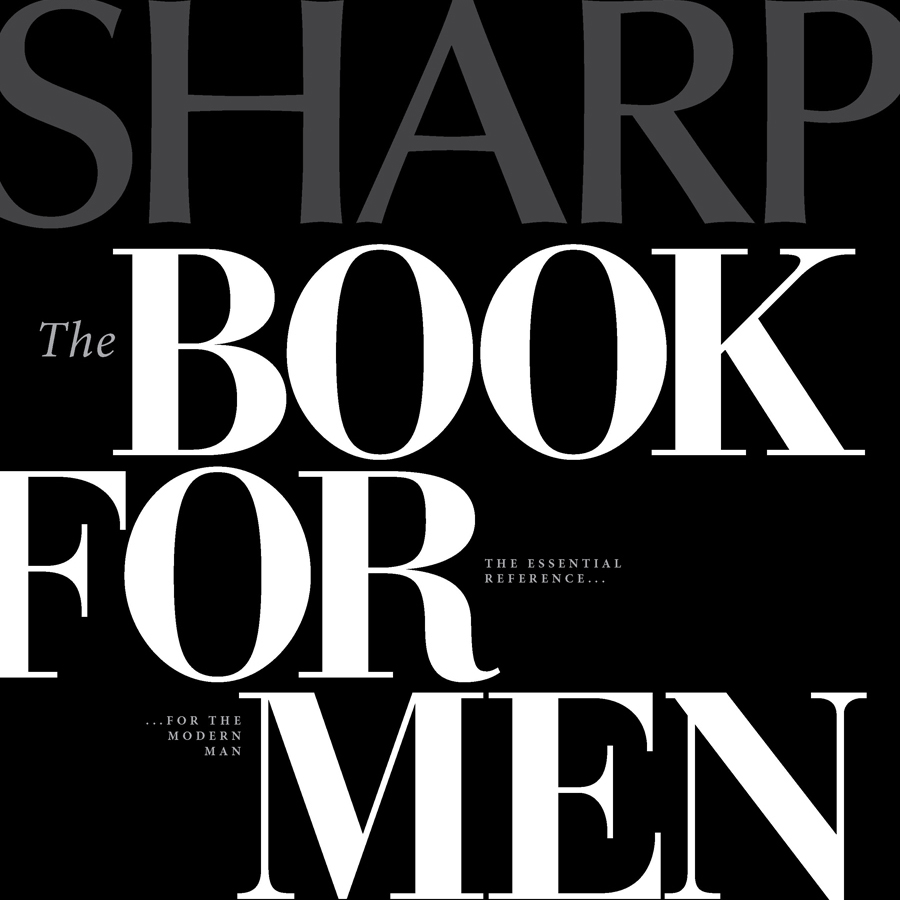 Fendrihan Featured in SHARP's Book For Men