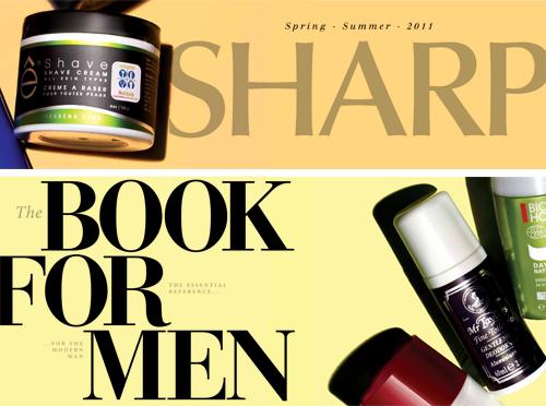 eShave & Taylor In SHARP's Book For Men
