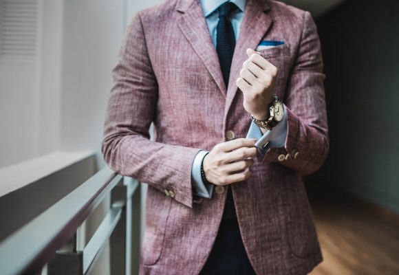 Style for Men: Wear it well, and wear it with flair