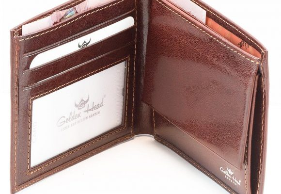 The Golden Head Colorado Collection of Leather Accessories: Rocky Mountain Majesty Meets European Design