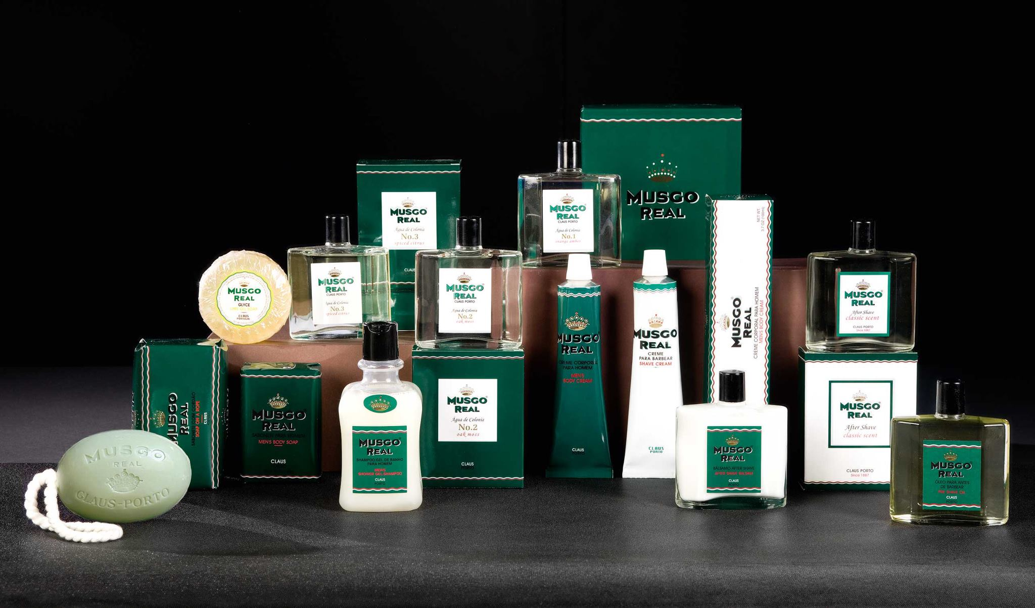 Musgo Real Men's Shaving and Grooming Products: From Portugal to Your Door