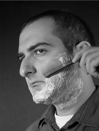 How to Use a Straight Razor Part 2: Time and Patience Are Two Components of the Perfect Shave