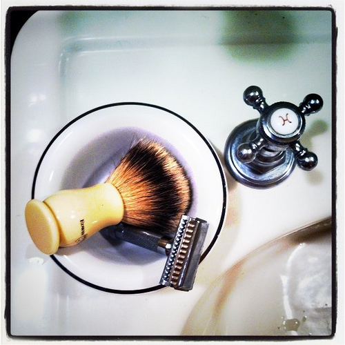 How to Use Wet-Shaving Products for Gentlemen