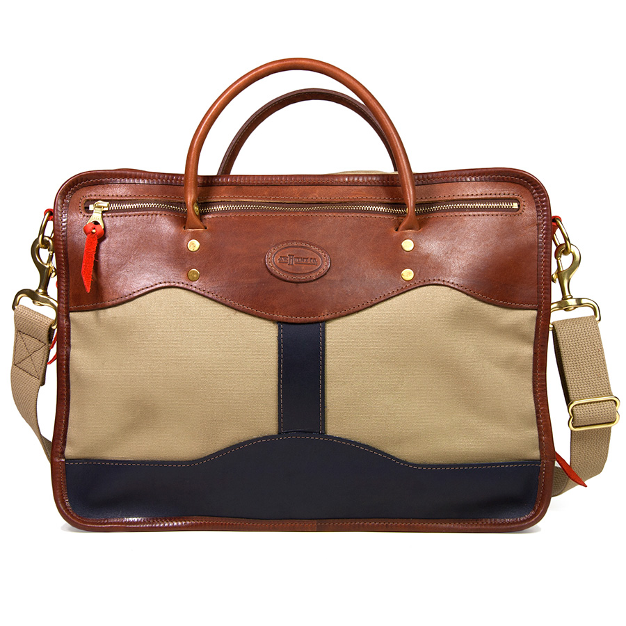 Product Spotlight: J.W. Hulme Co. Portage Overnight Briefcase LE