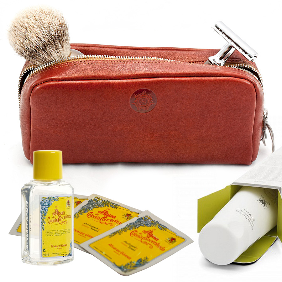 Travel Size Shaving Products