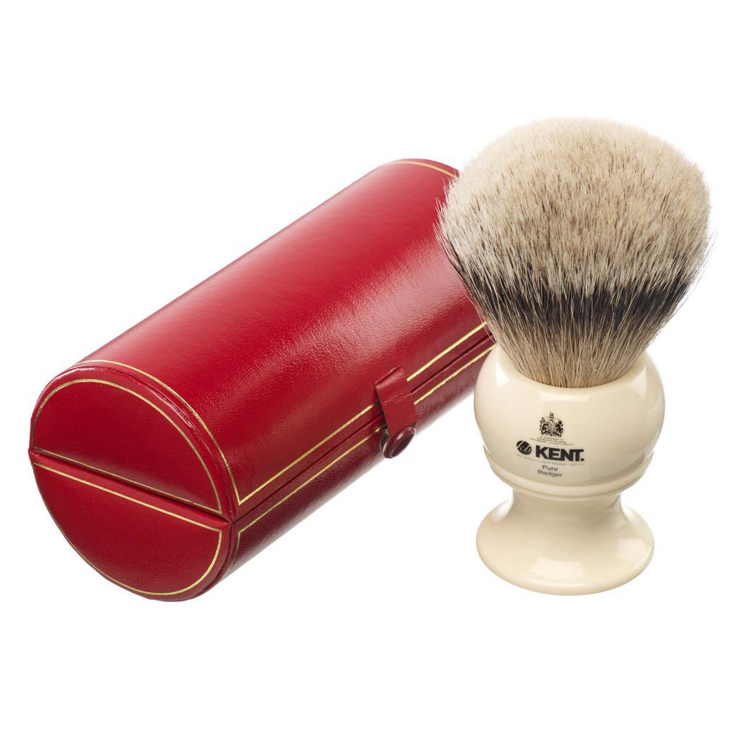 Kent Brushes: Handcrafted Hair Brushes and Shaving Brushes