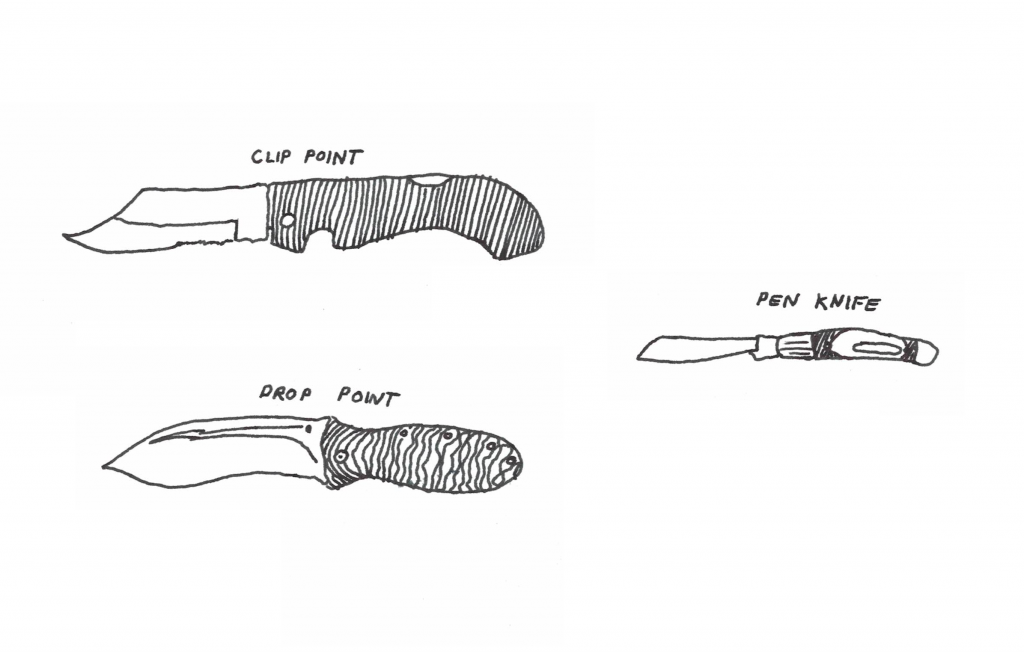 Pocket Knife Types