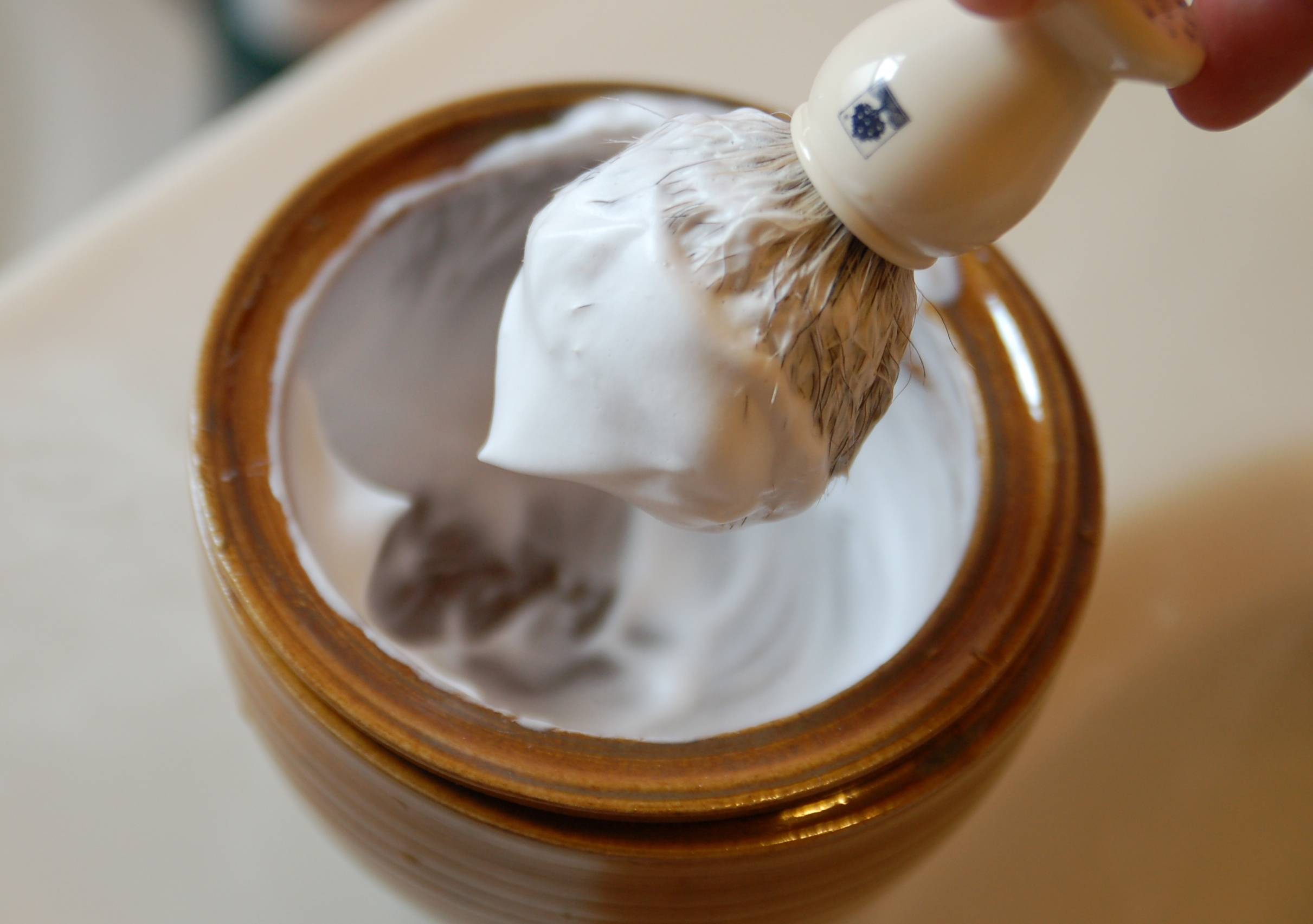 Shaving Cream versus Shaving Soap