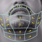 Mapping Facial Hair Growth for Shaving