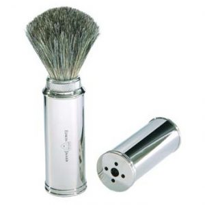 Travel brushes come with a protective cover, but still allow your brush to dry fully when on the go.