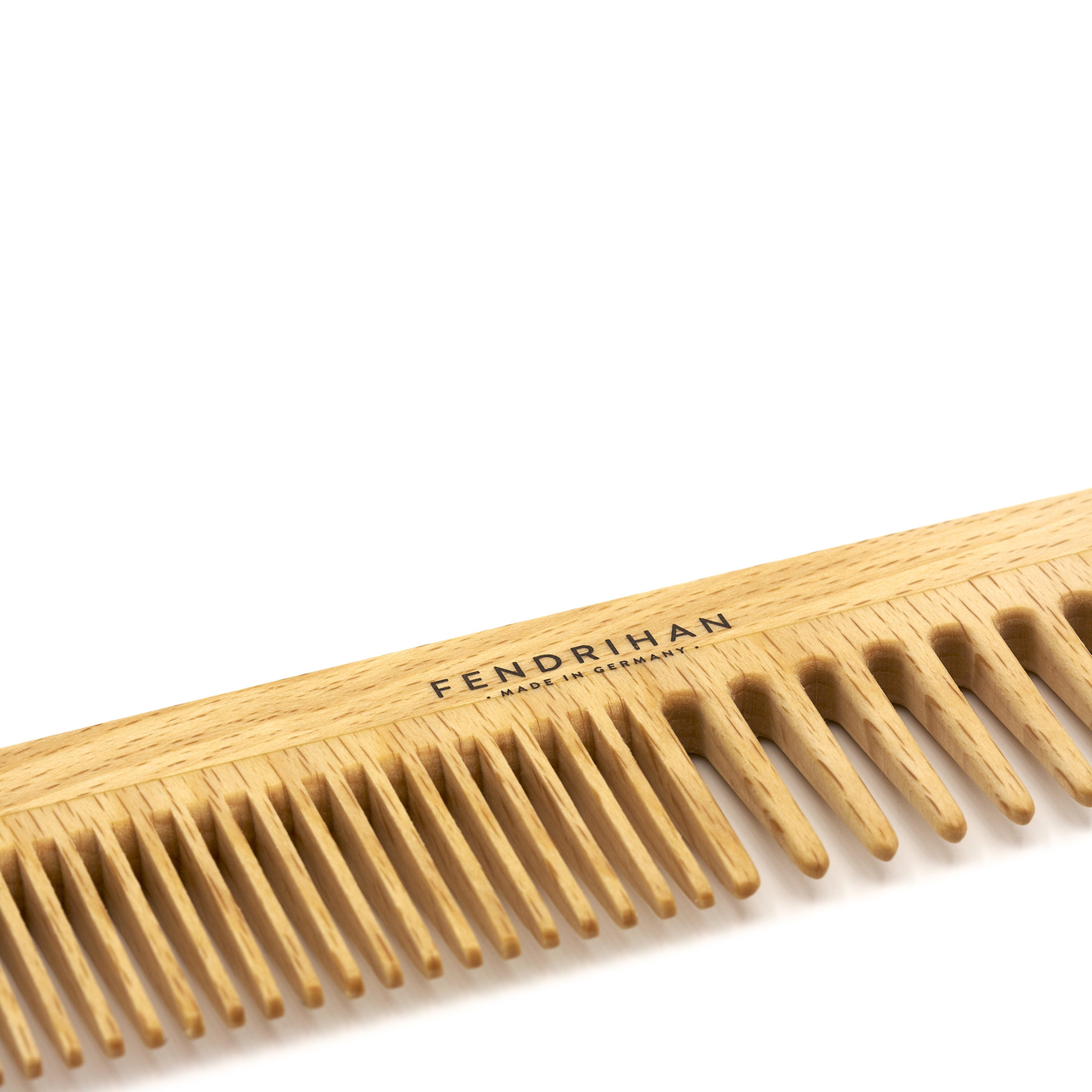 Fendrihan Beech Wood Men's Comb - $16.00