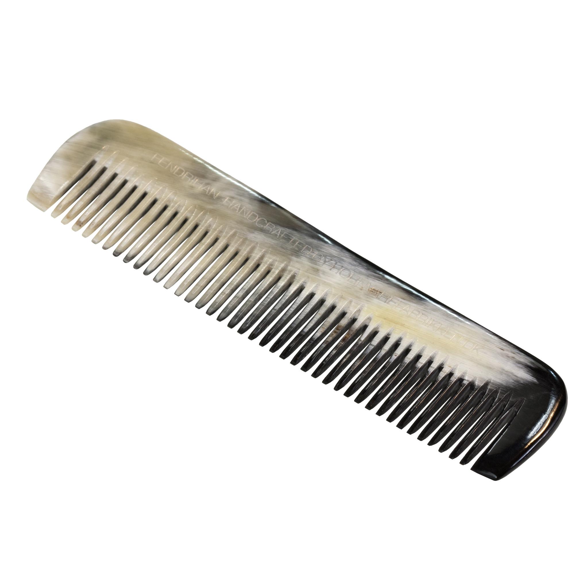 Fendrihan Small Horn Comb - $16.50