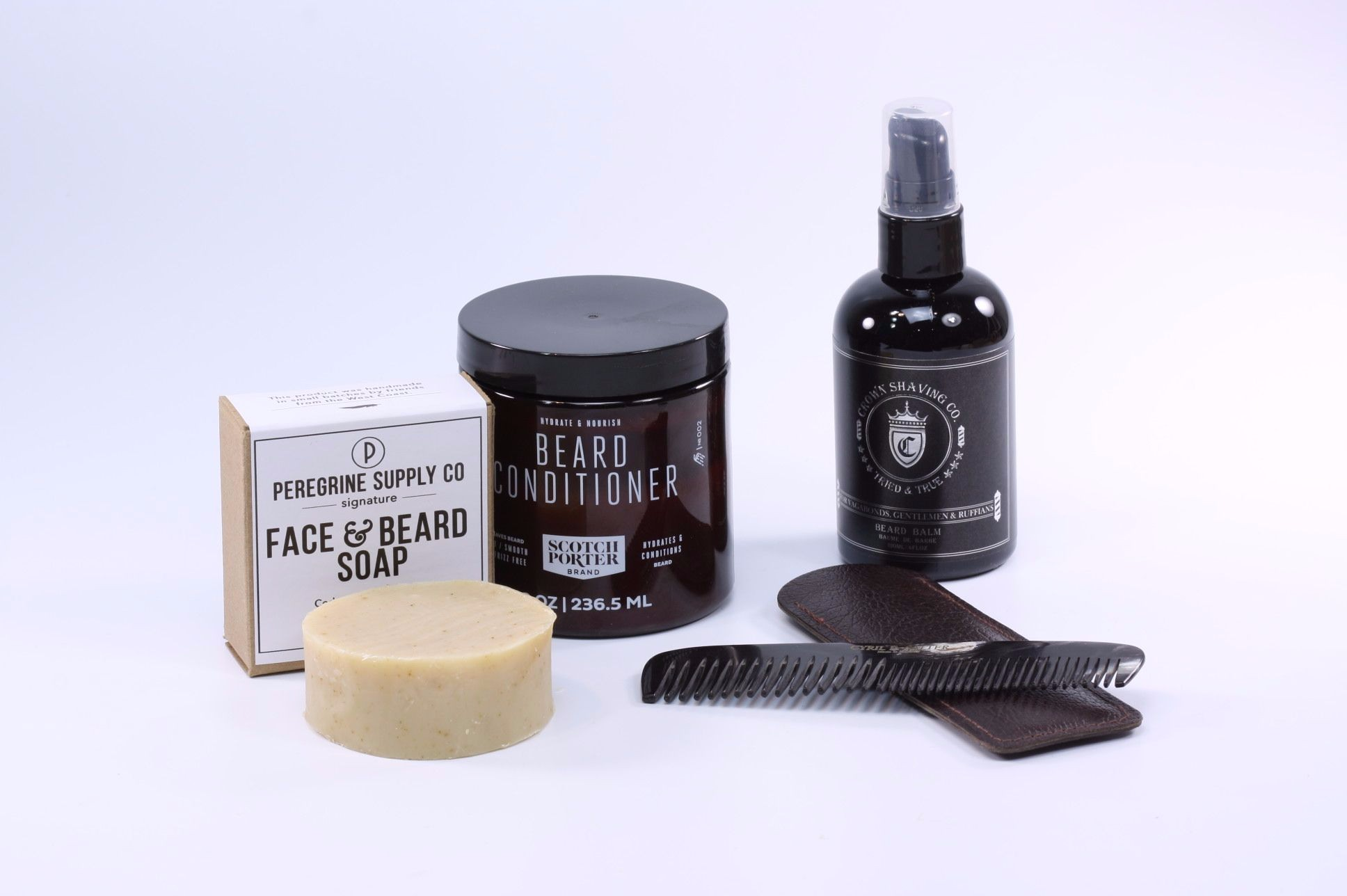Win a Beard Grooming Kit