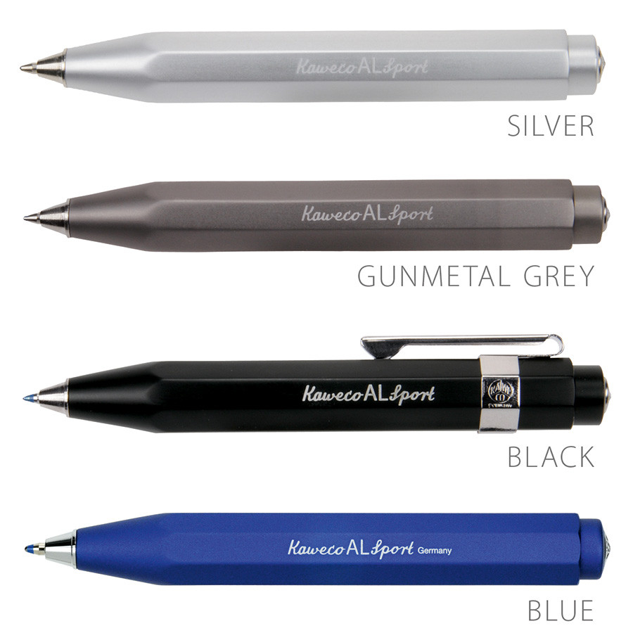 Kaweco AL Sport Aluminum Ballpoint Pen