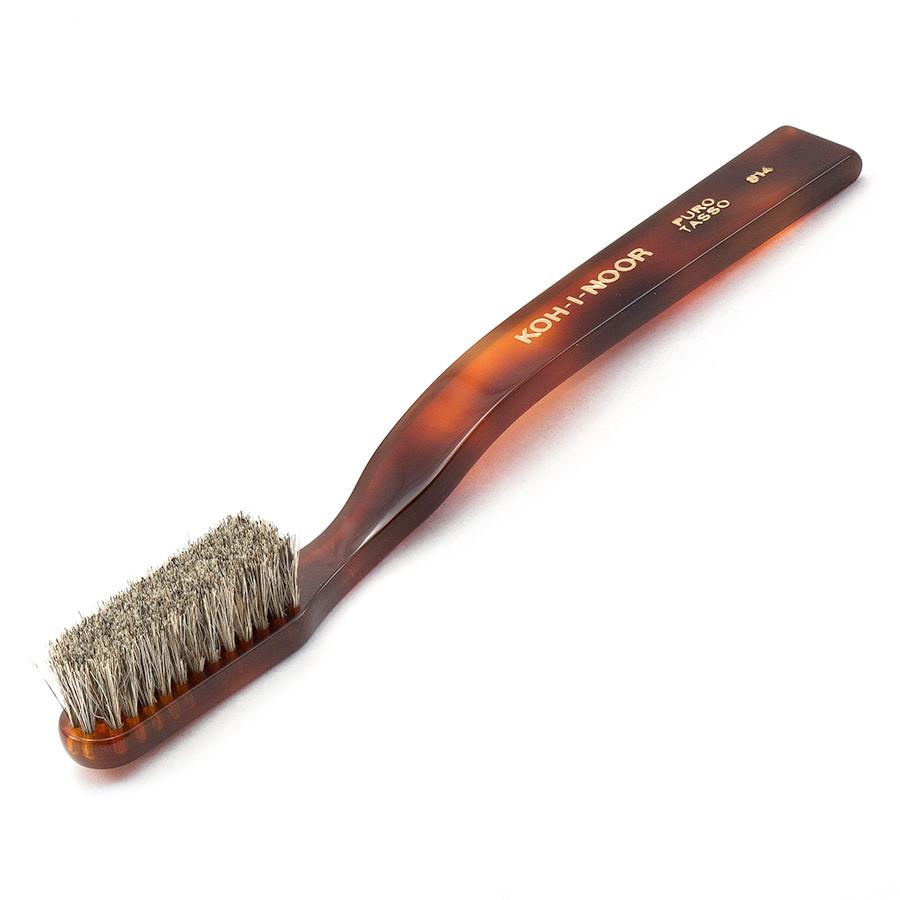 Koh-I-Noor 814 Pure Badger Bristle Toothbrush
