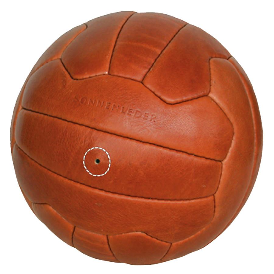 """Sonnenleder """"Torelli 54 Bern"""" Vegetable Tanned Leather Soccer Ball"""