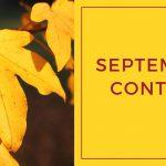 September Contest