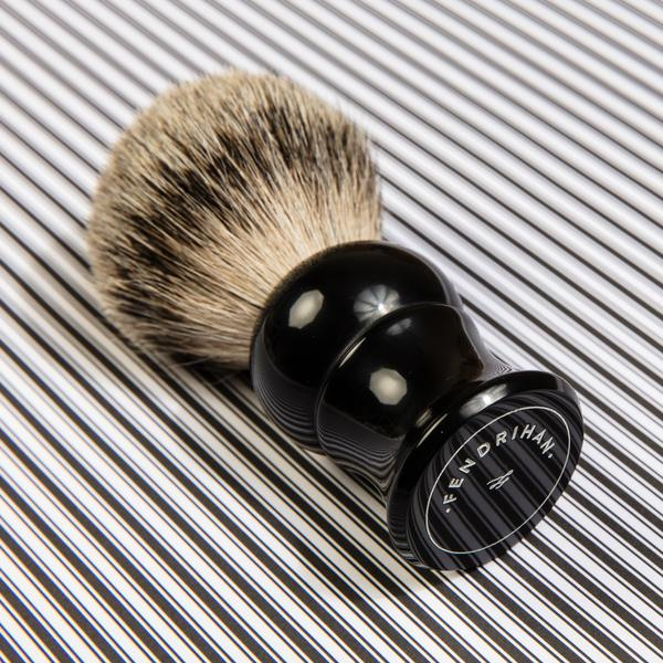 Badger Brush Basics – Making the Brush