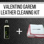 Leather Cleaning Kit by Valentino Garemi