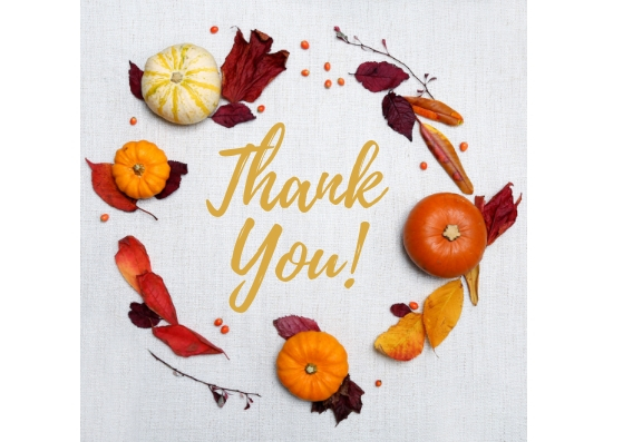 Happy Thanksgiving Canada!