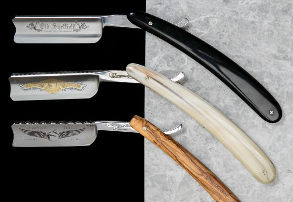 Straight Razor Series – Comparing Point Types