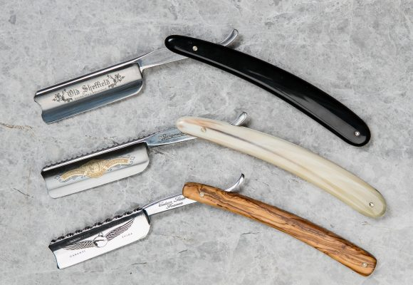 Straight Razor Series – Comparing Grinds