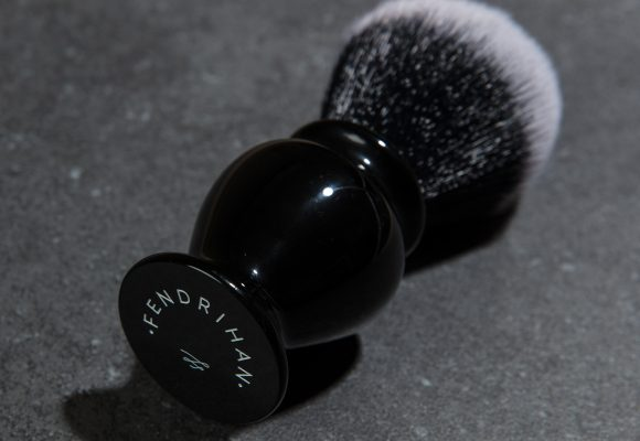 Synthetic Shaving Brushes