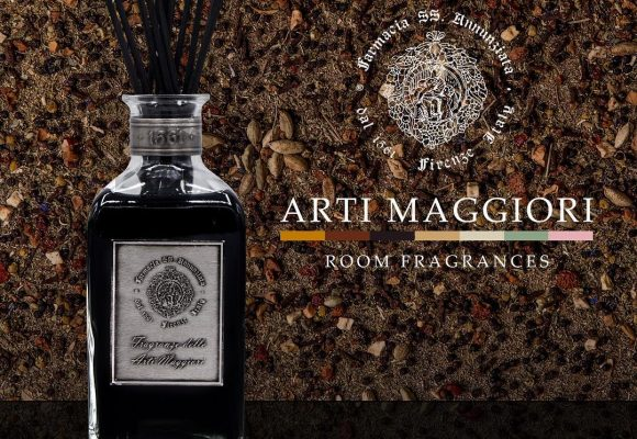 Farmacia Santissima Annunziata's Room Fragrance Line