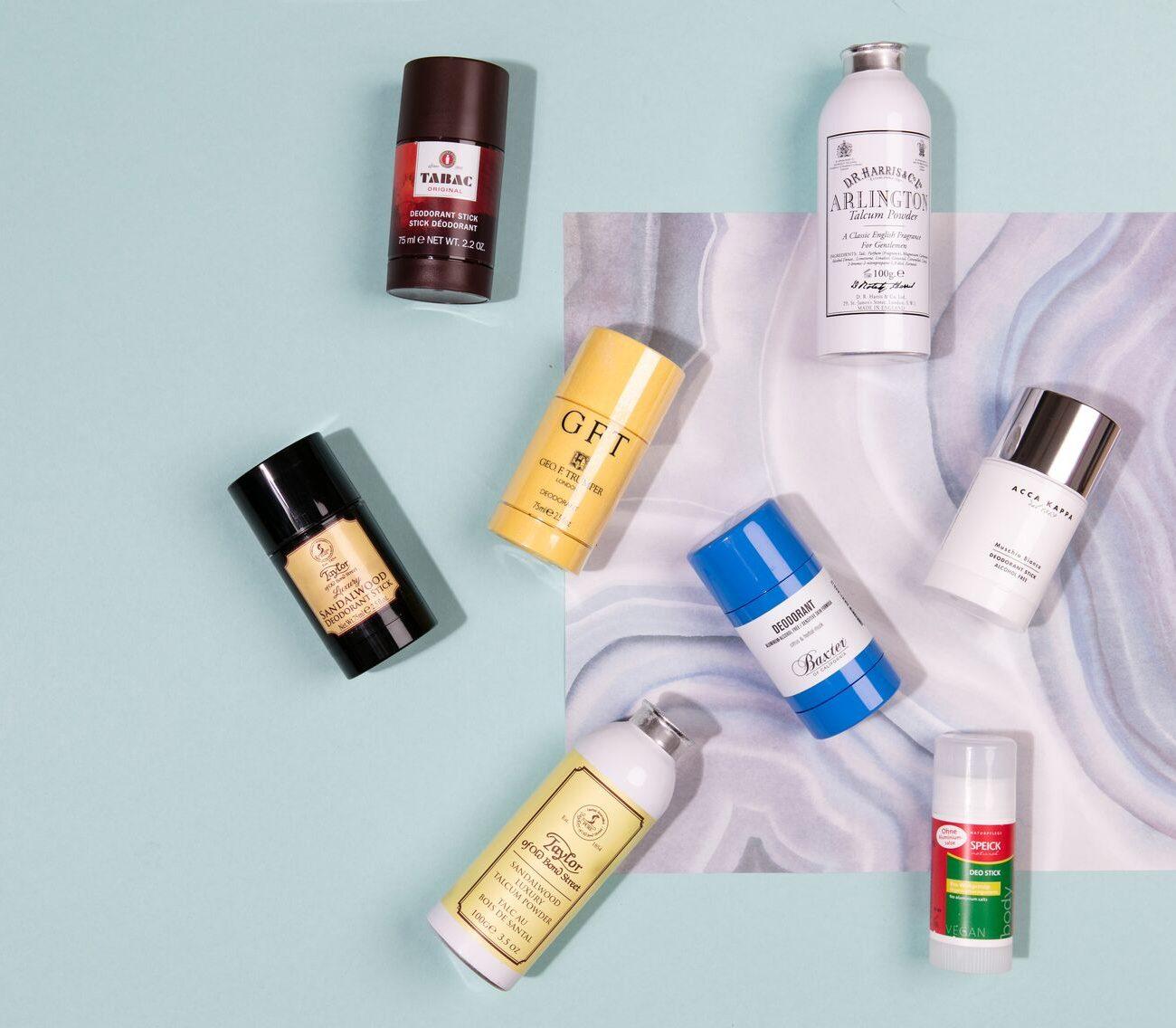 Deodorant vs Antiperspirant