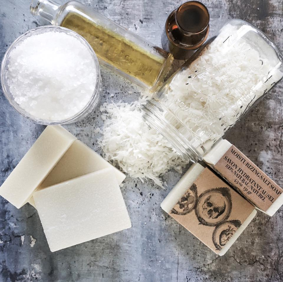 Benefits of Sea Salt Grooming Products